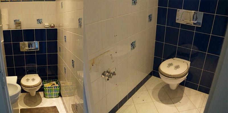 szybki sposób na remont w łazience