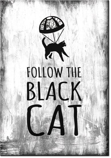dekoracje ścienne koty