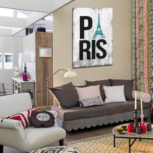 dekoracje ścian do sypialni w stylu francuskim