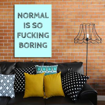 plakaty do salony w stylu skandynawskim