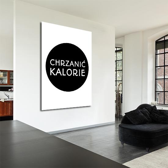 plakat do minimalistycznego wnętrza