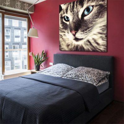 ozdoby na ściany z kotami
