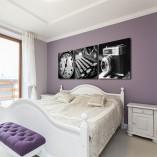 Jaki obraz na ścianę do retro sypialni