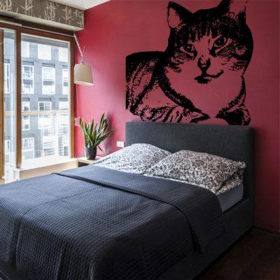 ozdoby na ściany koty