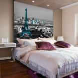 fototapeta do francuskiej sypialni