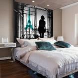 modne wzory do sypialni