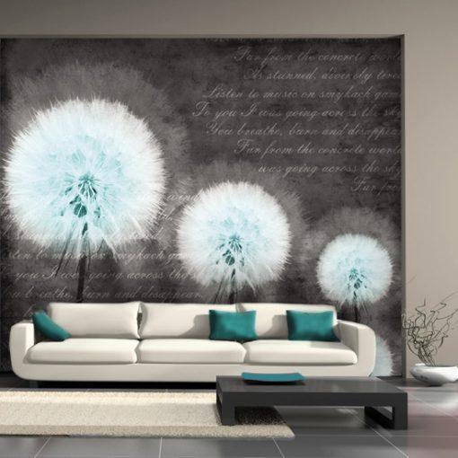 dekoracje ścian dmuchawce