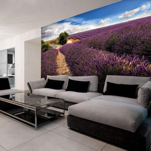 jakie dekoracje ścian do prowansalskiego pokoju