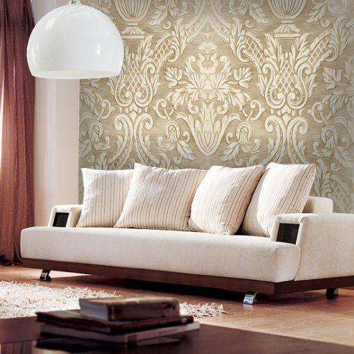 retro wzory na ścinach