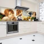 naklejki kuchenne retro