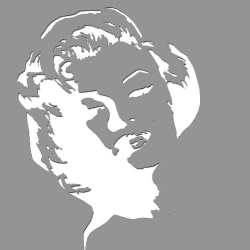 ozdoby ścienne Marylin Monroe