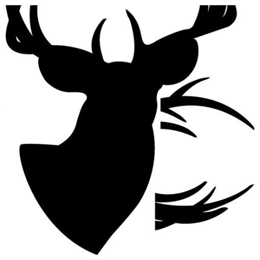 rama na zdjęcia jeleń
