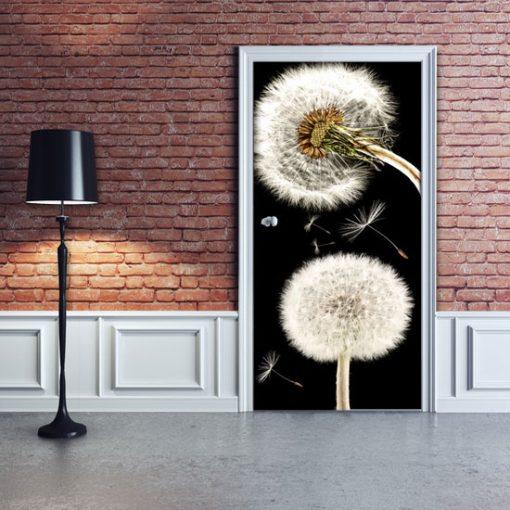 wzory na drzwi