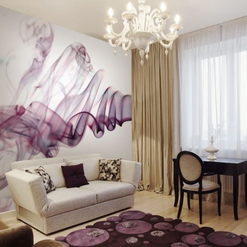 delikatne dekoracje do salonu