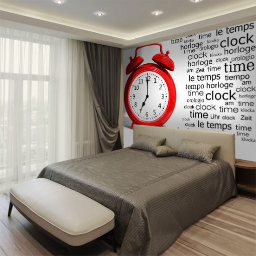 dekoracje ścian litery