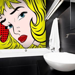 jak urządzić łazienkę w bloku