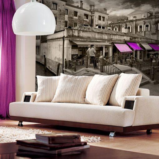 dekoracje ścian gondole