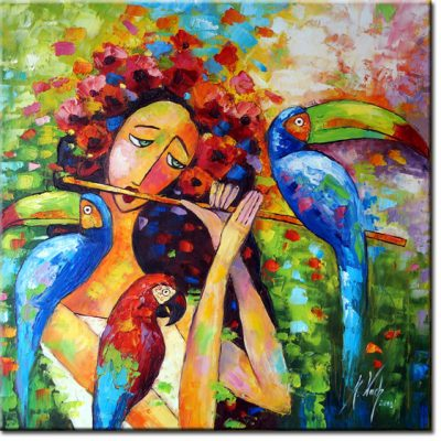 obrazy jak malowane