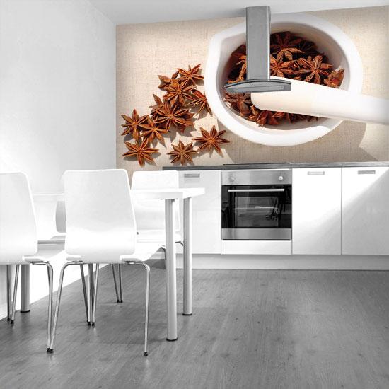 ozdoby ścian do kuchni