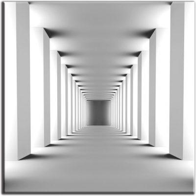 tapety z tunelem