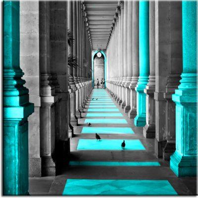 tapety z kolumnami