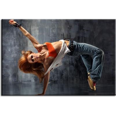 fototapety z tancerką