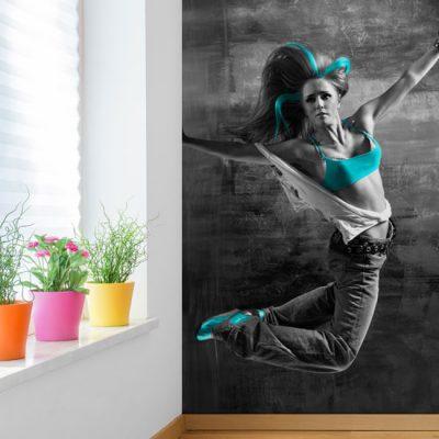 ozdoby ścian tancerka