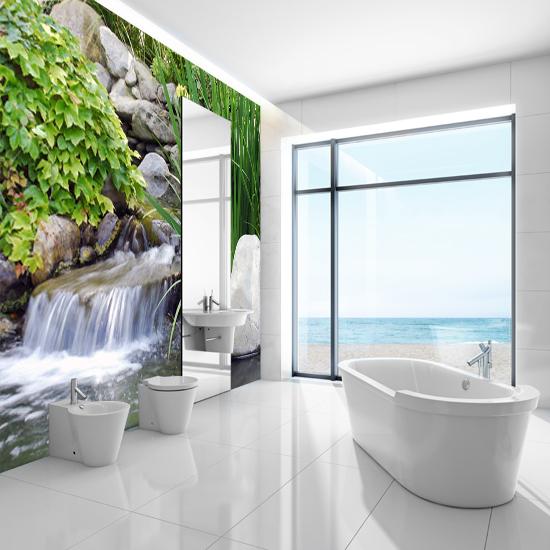 Jakie Dekoracje Na ścianę Do łazienki Wybierz Modne Wzory