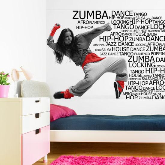 tapety z tancerką i tańcami