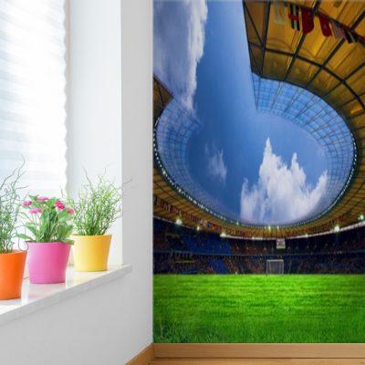 dekoracje do piłkarskiego pokoju