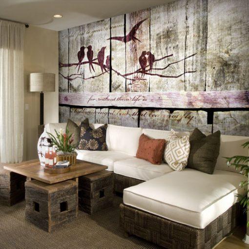 dekoracje ścienne do salonu