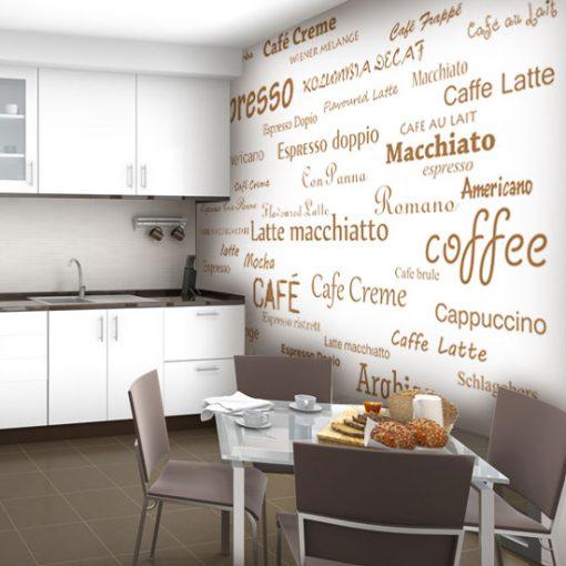 dekoracje do kuchni z napisami