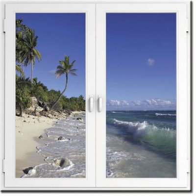 tapety z plażą