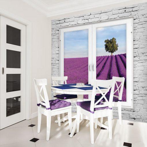 ozdoby z widokami z okna