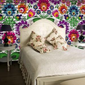 dekoracje z folkiem - Jakie folkowe dekoracje, ozdoby polecacie do nowoczesnego, jasnego wnętrza?
