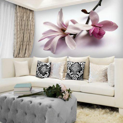 ozdoby ścian magnolia