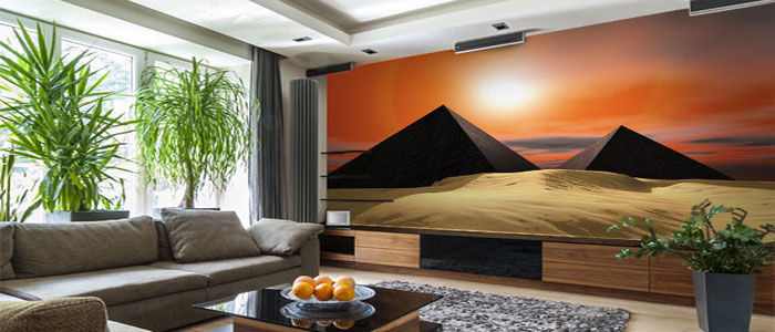 fototapety piramidy
