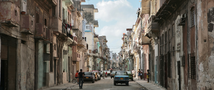 dekoracje do salonu Kuba
