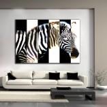 dekoracje z zebra