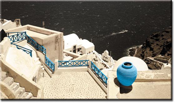 obrazy z Grecją