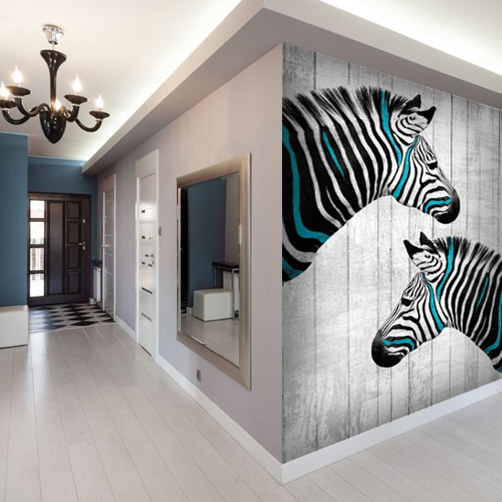 Obrazy i fototapety z zebrą