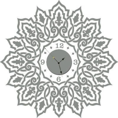 naklejka zegar