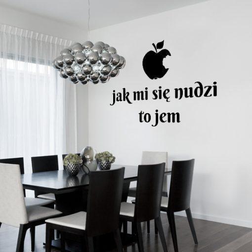 nalepki na ściany
