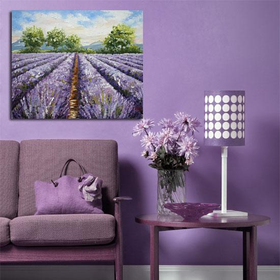 obrazy prowansja - jaki obraz na ścianę