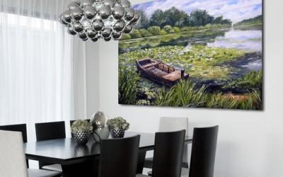 Jaki obraz na ścianę wybrać?