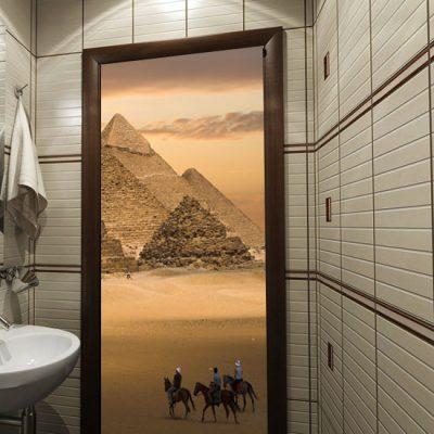 laminat a piramidami