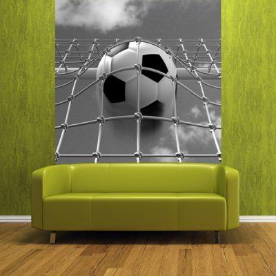 fototapety z piłką nożną