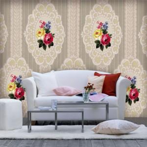 dekoracje z kwiatkami