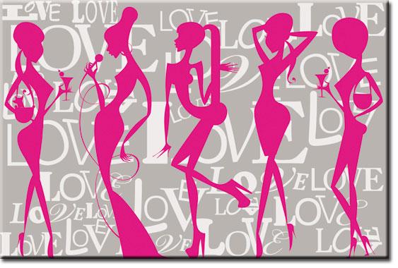 tapety z kobietami