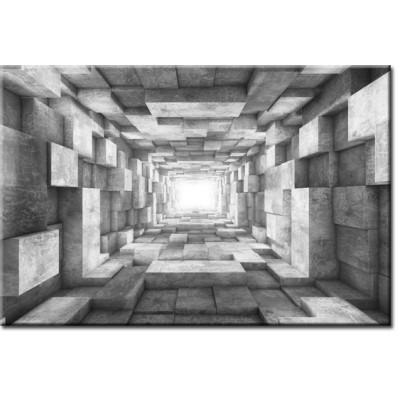 fototapety z korytarzem